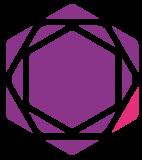 Hexagone Stratégie Sticky Logo Retina