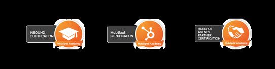 Hexagone Stratégie est une agence de marketing digitale certifiée par Hubspot