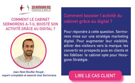 Comment le cabinet Sermorens a-t-il boosté son activité grâce au digital ?